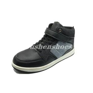 Skateboard shoes-kids shoes-hight cut 16