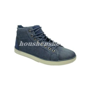 Skateboard shoes-men hight cut 02