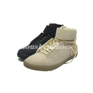 Skateboard shoes-men hight cut 01