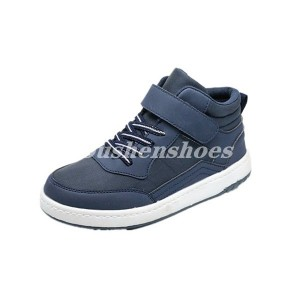 Skateboard shoes-kids shoes-hight cut 28