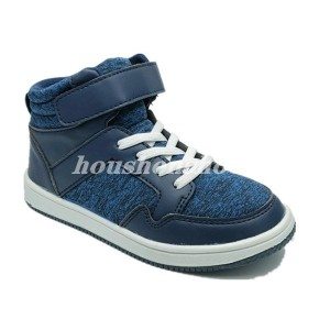 Skateboard shoes-kids shoes-hight cut 25