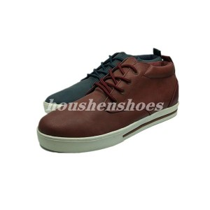 Skateboard shoes-men hight cut 05