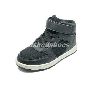 Skateboard shoes-kids shoes-hight cut 15