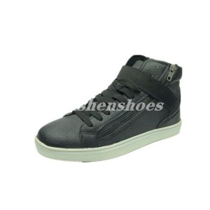 Skateboard shoes-men hight cut 03