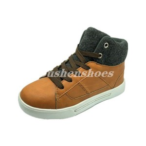 Skateboard shoes-kids shoes-hight cut 13