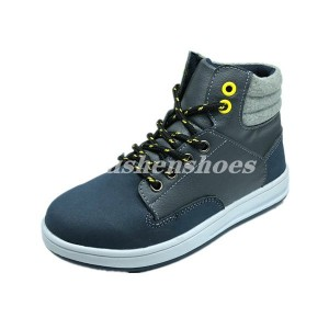 Skateboard shoes-kids shoes-hight cut 12