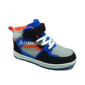 Skateboard shoes-kids shoes-hight cut 17